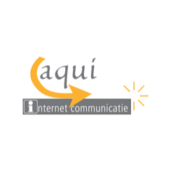 Logo bedrijf Aqui Webdesign en Online Marketing